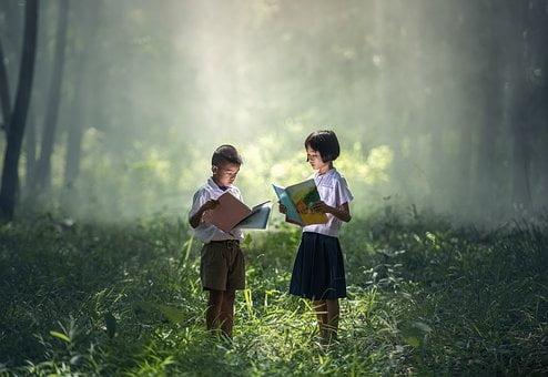 Mengamati Contoh Cerita Fantasi Irisan