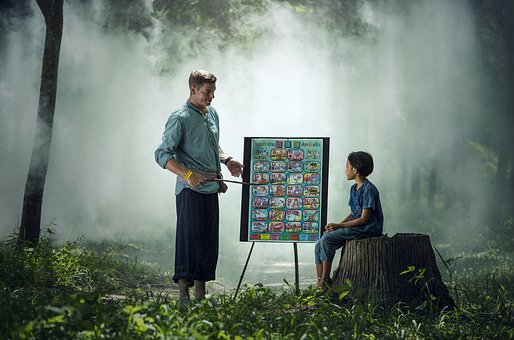Model Pembelajaran Luqman kepada Anaknya